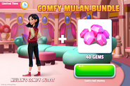 Mulan (Comfy)