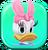 C-daisy duck-side