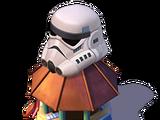 Stormtrooper Helmet Stand