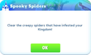 Me-spooky spiders