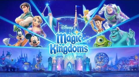 Disney Magic Kingdoms-Disney Magic Kingdoms Teaser Trailer