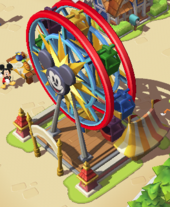 Mickeys Fun Wheel