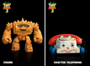 Chatter telephone chunk toy story 3