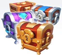 Enchanted Chests