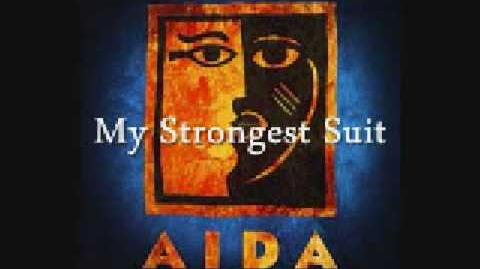 Aida - How I Know You and My Strongest Suit