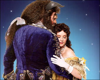 Beauty And The Beast Cast Lists Disney Musical Wiki Fandom