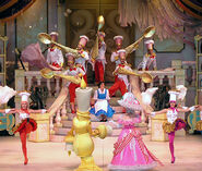 Beauty and the Beast Live on Stage at DHS
