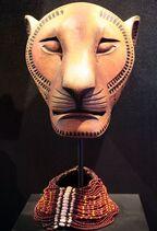 Sarabi's mask