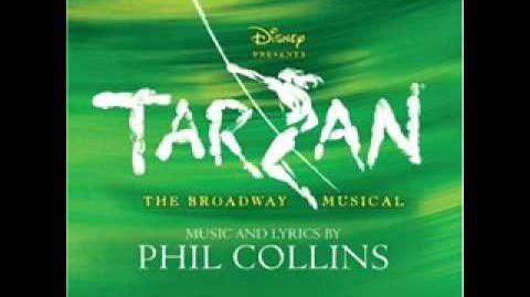 15. Tarzan on Broadway Soundtrack - Everything That I Am