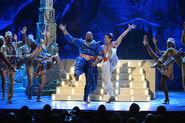 Aladdin and Genie Musical