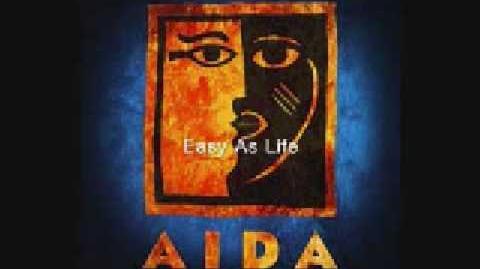 Aida - A Step Too Far and Easy As Life