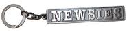 Newsies the Musical - Logo Keychain