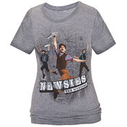 Disney on Broadway Newsies The Musical Tee for Women