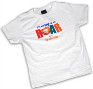 The Lion King the Broadway Musical - I'm Working on My Roar Toddler's T-Shirt