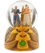 Aladdin the Broadway Musical - Golden Glitter Globe Music Box