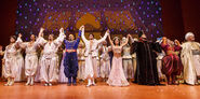 Aladdin Ending Stage Bow
