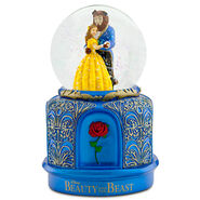 Beauty and the Beast The Broadway Musical Snowglobe