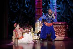 5thAvenue-Aladdin and Genie credit Chris Bennion