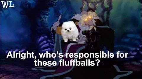 TAR The Fluffballs Are All Jack's Fault