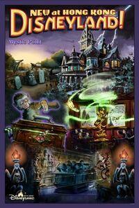 Mystic Manor poster