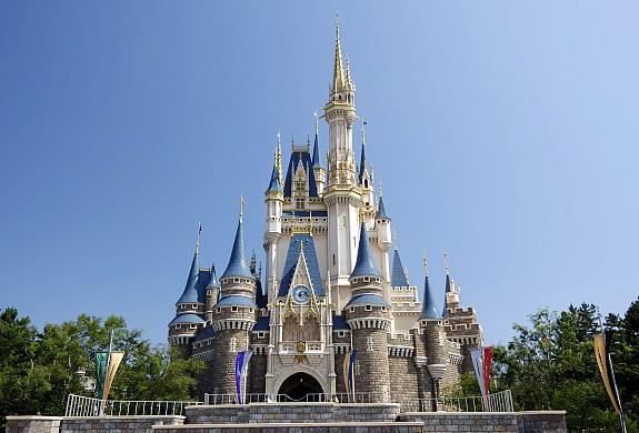Cinderella Castle Tokyo Disneyland Disney Parks Wiki Fandom