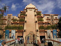 250px-Mexico pavilion at Epcot
