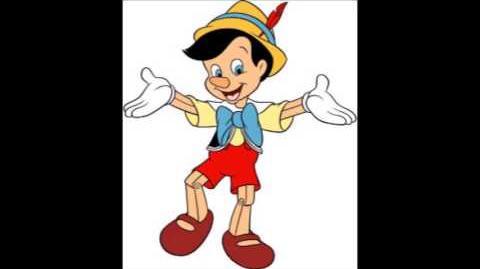 Elan Garfias as Pinocchio in Kinect Disneyland Adventures
