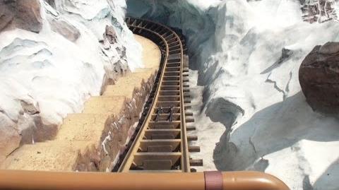 Expedition Everest (HD POV Front) On-Ride Disney's Animal Kingdom Florida Roller Coaster