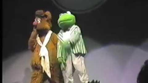 Muppets show at Disney MGM Studios (1990)