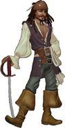 Captain Jack Sparrow - KDA