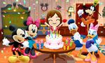 Mickey with his Friends and Mii
