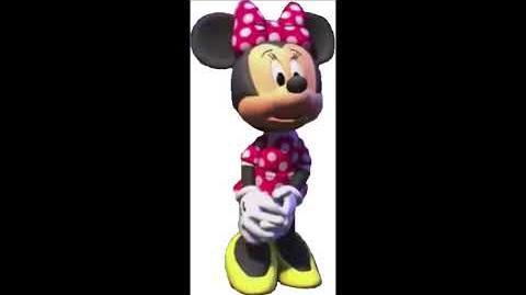 Disneyland Adventures - Minnie Mouse Voice Sound 2