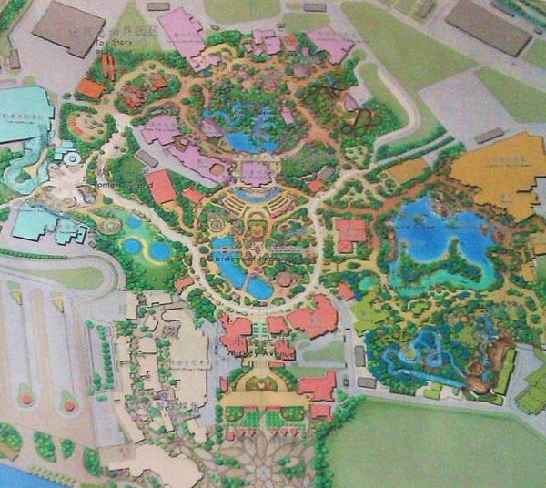 Shanghai Disneyland Disney Parks Wiki Fandom Powered
