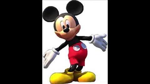 Disneyland Adventures - Mickey Mouse Voice Sound 2