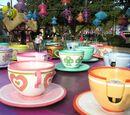 Mad Tea Party (Disneyland Park)