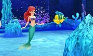 DMW2 - Ariel and Flounder