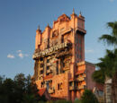 The Twilight Zone Tower of Terror (Disney's Hollywood Studios)