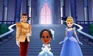 Cinderella Prince Charming and Mii Photos