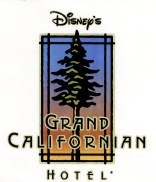 Disneys Grand Californian Logo