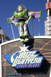 Buzz Lightyear Disneyland Park (Paris)