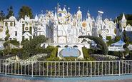 It's a Small World Building Disneyland