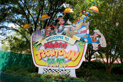 Mickeys Toontown Fair