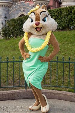Disneyland Characters Clarice