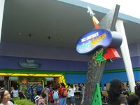 Buzz Lightyear Tokyo Disneyland