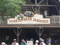 Country Bear Jamboree Magic Kingdom