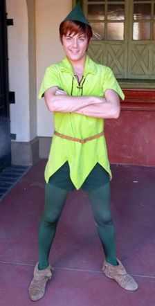 Peter Pan DP