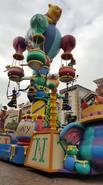 Flights of fanatsy parade 4