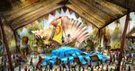 HKDL Adventureland-Show-Place