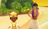 DMW2 - Aladdin Treasure Box