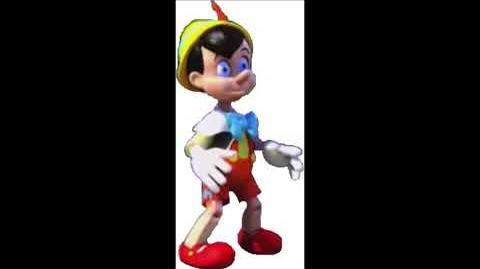 Disneyland Adventures - Pinocchio Voice Sound